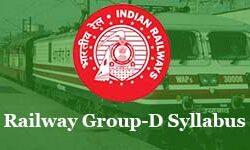 RRC Group D (Level-1) 2019-20 Syllabus & Exam Pattern