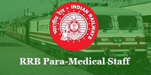 rrb-paramedical-staff