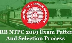 RRB NTPC 2019 Exam Pattern, Selection Process and Guideline for Aptitude Test