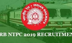 RRB NTPC 2019 Apply Online Application Process Important Documents