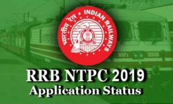 RRB NTPC Application Status 2020: Direct Link to Check Application Form Accepted or Rejected