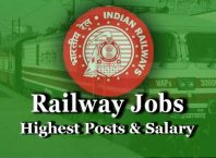 railway-highest-salary-posts-in-india