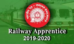 Apprentice Posts in Railway 2019-2020 for 6132 Vacancies