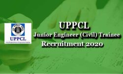 UPPCL JE Trainee Recruitment (Civil) 2019-2020: Apply Online Before 26 December 2019