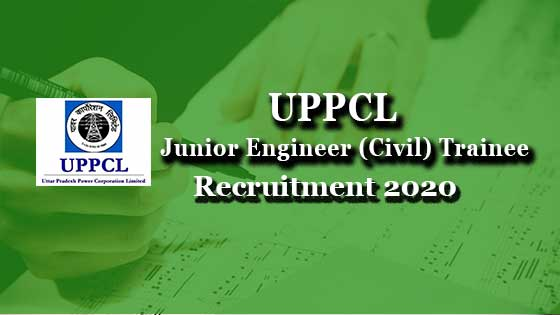 uppcl-je-trainee-civil-recruitment-2019-20