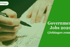 Government Jobs 2020: Latest Govt Job Notification