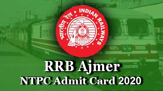 rrb-ajmer-ntpc-admit-card-2020-download-link