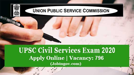 upsc-civil-services-exam-2020