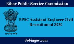 BPSC Assistant Engineer (Civil) Recruitment: Apply Online for 31 Vacancies