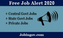 Free Job Alert 2021: Latest Job Update