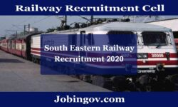 South Eastern Railway Recruitment 2020: Apply Online for 617 Vacancies