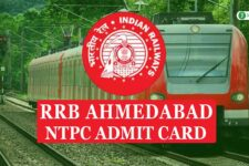 RRB Ahmedabad NTPC Admit Card 2020: Download for CBT 1, CBT 2, Skill Test and Documents Verification