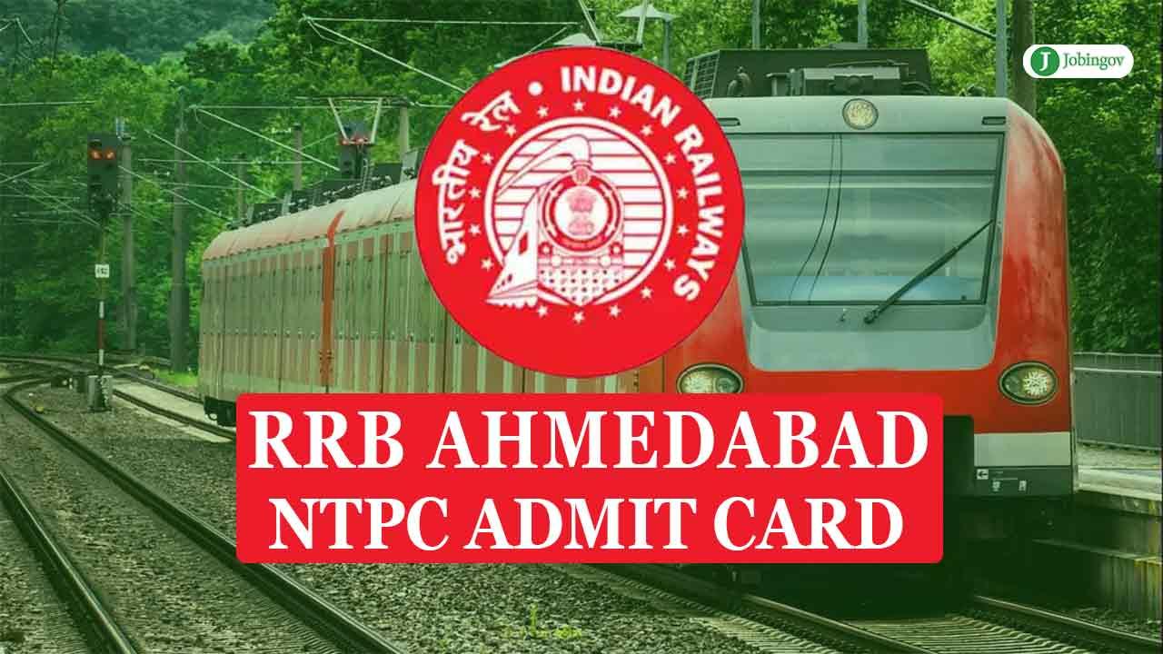 rrb-ahmedabad-ntpc-admit-card-2020
