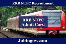 RRB NTPC Admit Card 2020: Download Call Letter for CBT 1, CBT 2, CBAT, TST and DV