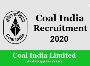 coal-india-recruitment-2020