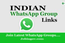 Indian WhatsApp Group Links November 2020 Update