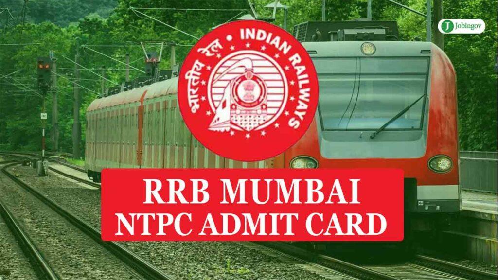 rrb-mumbai-ntpc-admit-card-2020