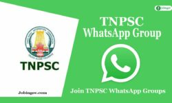 TNPSC WhatsApp Group Links 2021