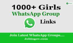 Girls WhatsApp Group Link List 2021