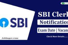 SBI Clerk Exam 2020 – Latest Update