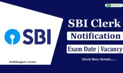 SBI Clerk Exam 2020 – Latest Update
