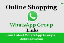 Shopping WhatsApp Group Links 2020: Join Latest WhatsApp Group