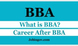 BBA Full Form, Course Details and Career After BBA