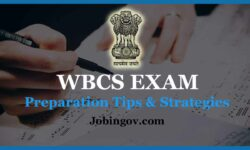 WBCS 2021: How to Prepare for WBCS Exam?