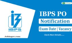 IBPS PO Exam 2021: Notification, Exam Date, Exam Pattern, Syllabus, Cut-off