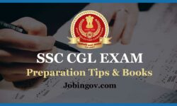 SSC CGL Preparation Tips & Strategy – SSC CGL Books