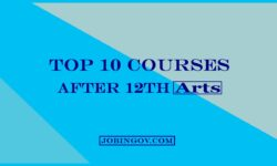 Best Courses after 12th Arts