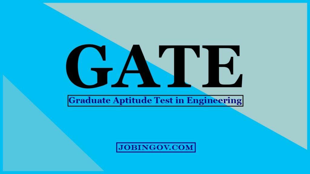 gate-exam-2021-2022