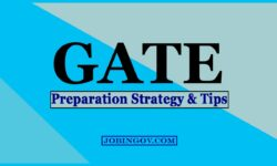 How to Prepare for Gate Exam 2021?