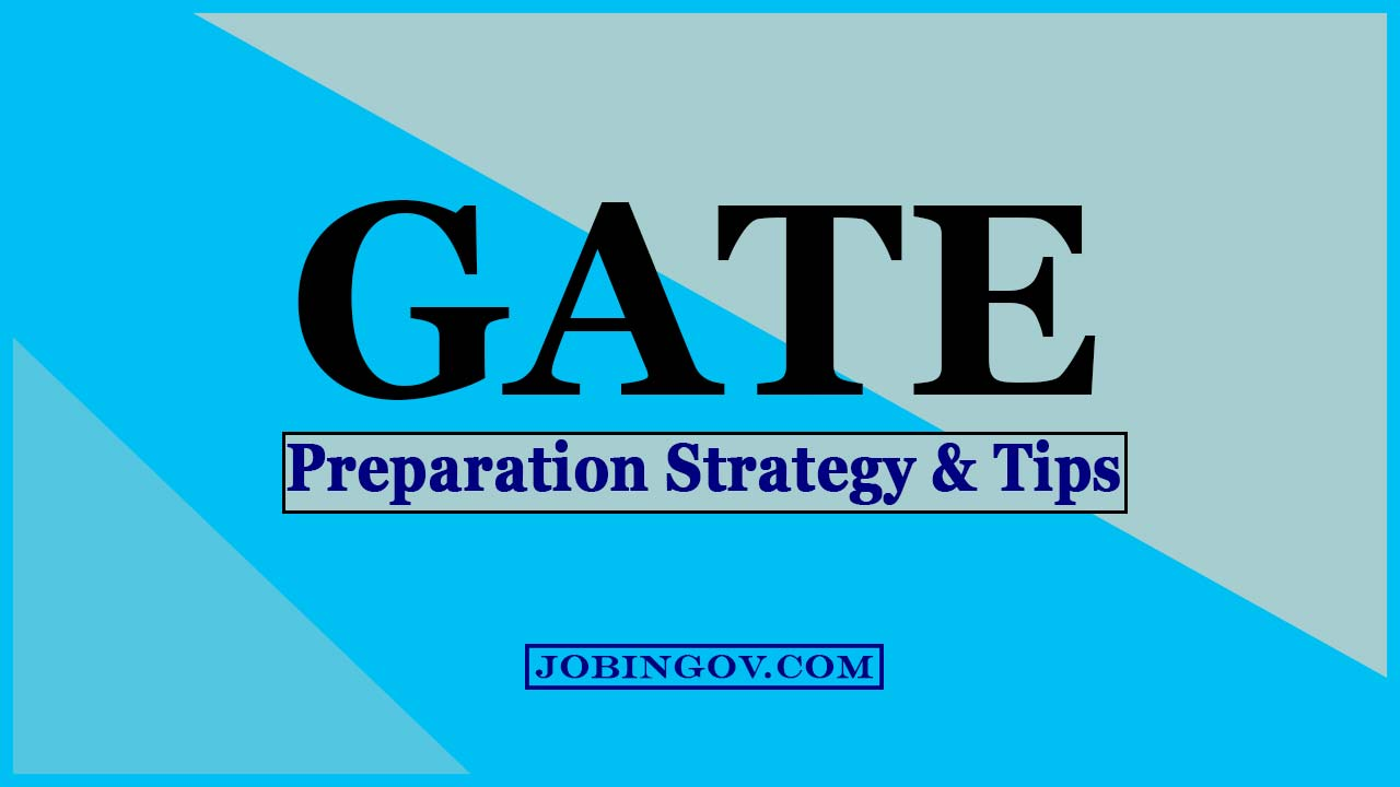 how-to-prepare-for-gate-exam