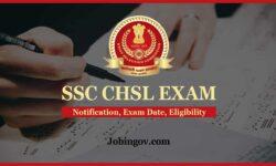 SSC CHSL Exam 2020: Eligibility, Exam Pattern, Vacancy