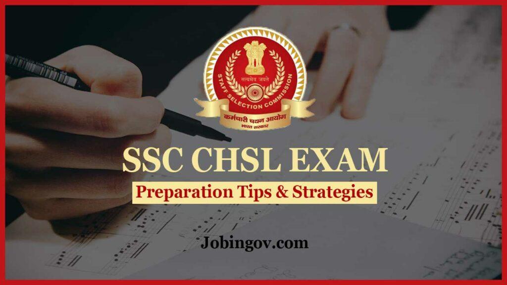 ssc-chsl-preparation-tips