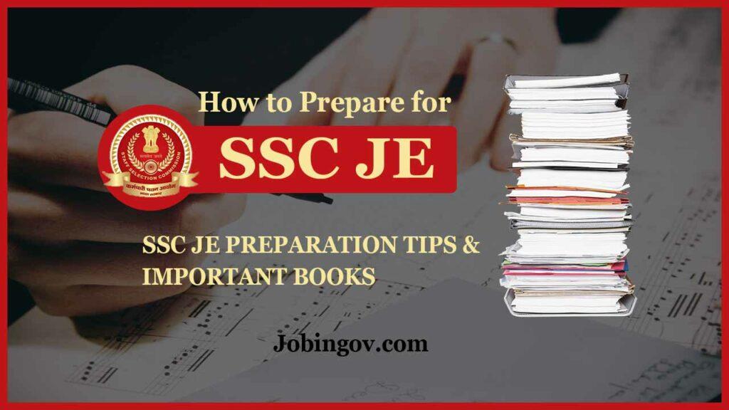 ssc-je-preparation-tips-2021
