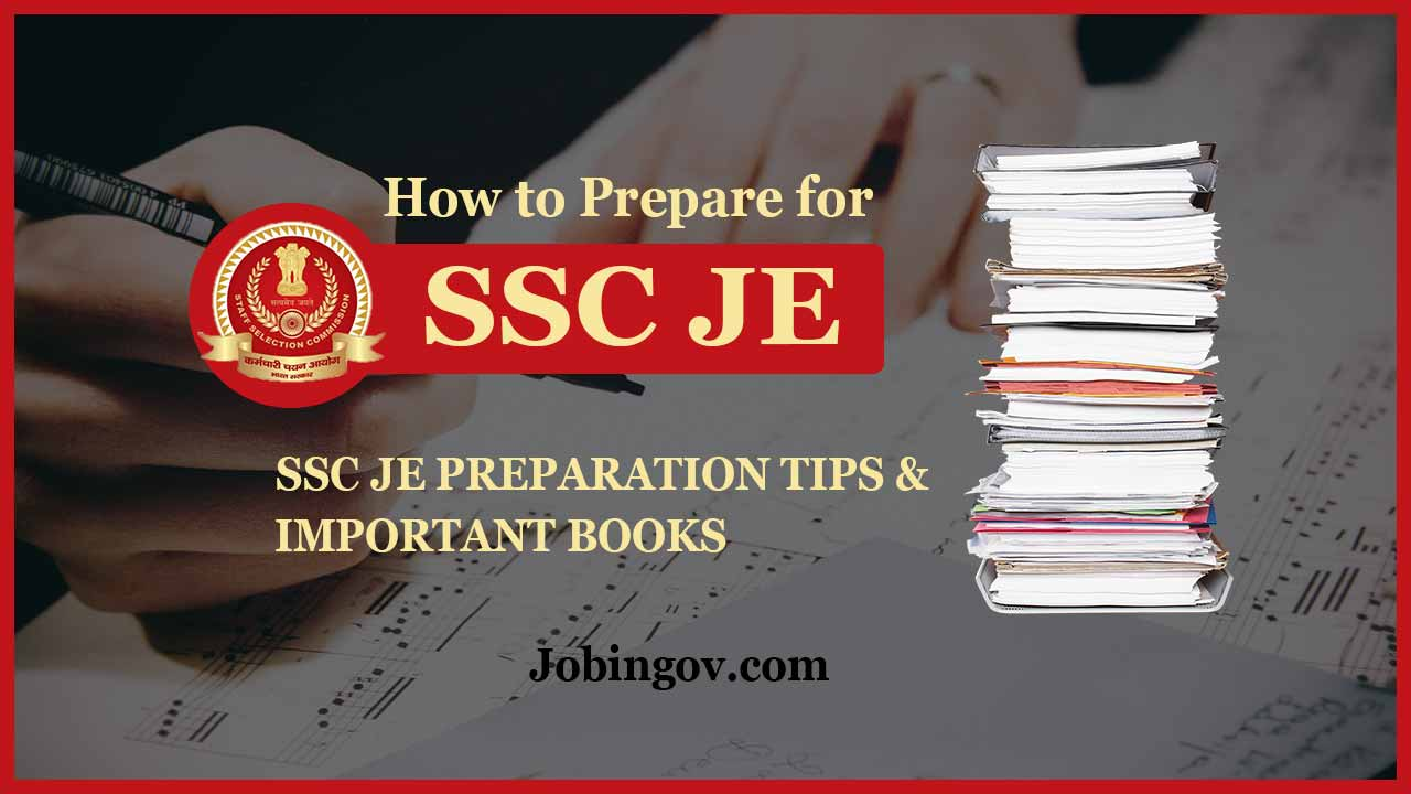 ssc-je-preparation-tips-2021