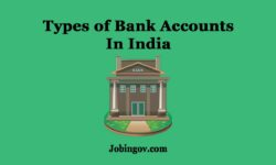 Types of Bank Accounts in India