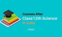 Best Courses after 12th Science 2021
