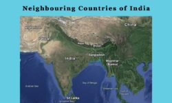 All Neighbouring Countries of India 2021