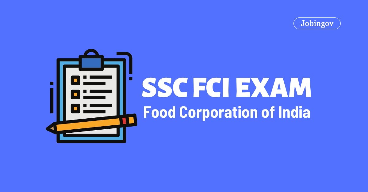ssc-fci-exam-2021