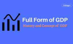 Full Form of GDP and Its Concept