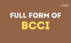BCCI Full Form and History of BCCI
