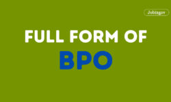 BPO Full Form, Qualification and Skills, Salary