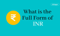 INR Full Form