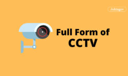 CCTV Full Form and Some Important Facts