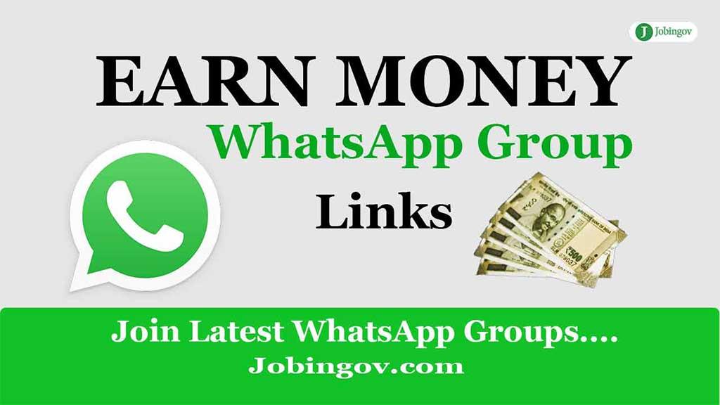 earn-money-whatsapp-group-link