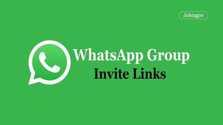 whatsapp-group-links-2021